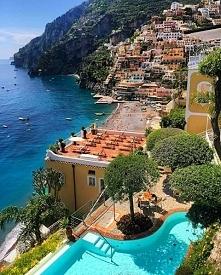Positano, Włochy ☺