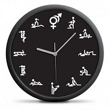 Zegar Sex - idealny na prezent dla faceta, kobiety, partnera, partnerki, pary...