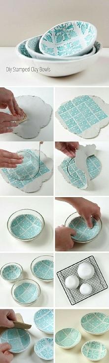 Domowy sposób na wyjątkowe naczynia