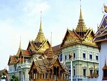 Pałac Królewski w Bangkoku, Tajlandia