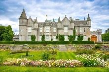 Zamek Balmoral w Szkocji