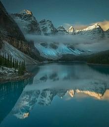 Jezioro Morain, Kanada