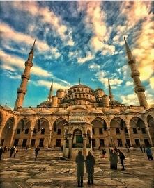 Błękitny meczet, Stambuł