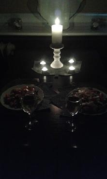 Romantyczny wieczór ♥