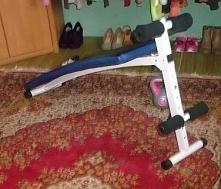 sprzedam ławeczkę do ćwiczeń