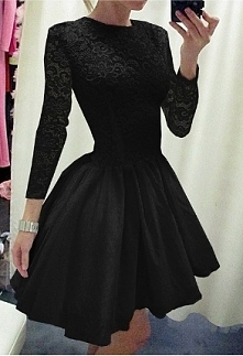 Piękna sukienka na imprezę <3