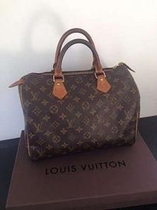 Louis Vuitton speedy 30 - sprzedam oryginał
