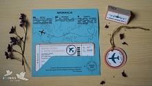 """Kolekcja """"Bilet lotniczy"""""""