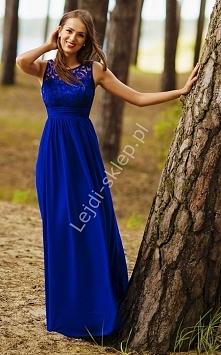 Długa suknia wieczorowa 199zł
