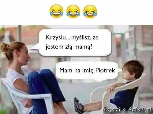 dobra matka hahah