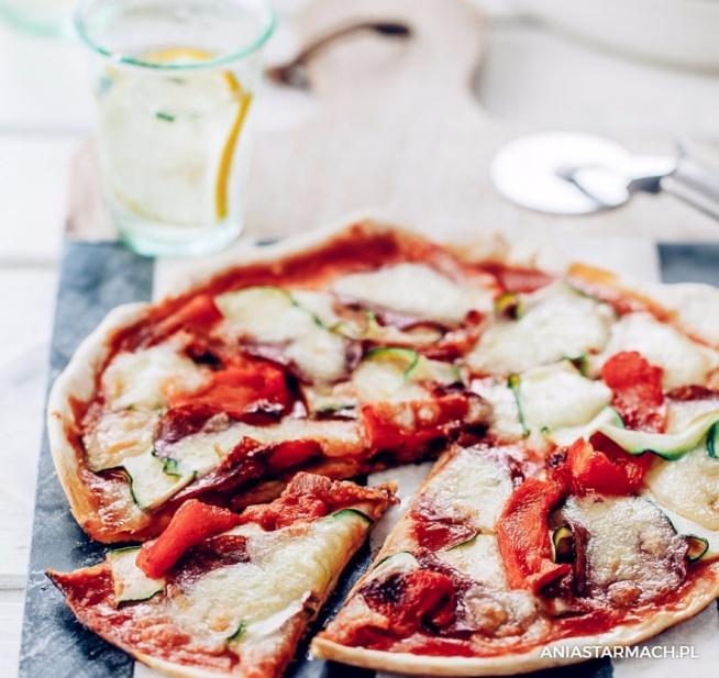 Ekspresowa pizza z patelni ...