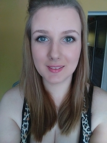 Proszę oceńcie mój makijaż :-) co poprawić a co zostawić :-* Proszę o szczerość.