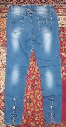 sprzedam jeansy roz. M 30 zł