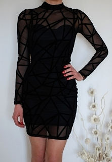 Sukienka GEOMETRIC ponowanie dostępna <3  ~ readylook.pl