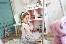 Odsłona dziecięcego pokoju;...