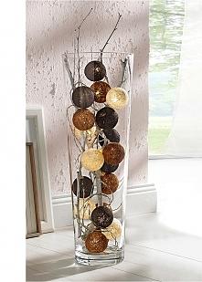 Ledowe lampki - świetny dekoracyjny upominek
