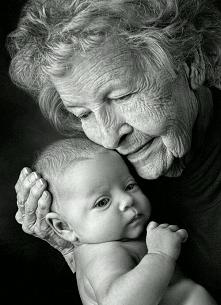 Młodość i Starość razem szł...