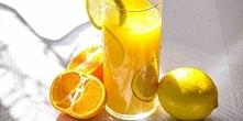 Oczyść wątrobę za pomocą mięty, soku pomarańczowego i cytryny