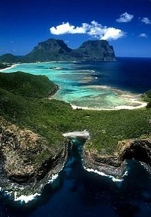 Wyspa Lord Howe, Australia :)