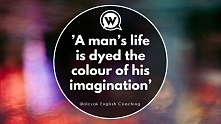 What colour is your life?