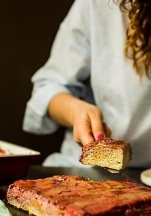 Najlepsze ciasto z rabarbar...