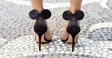 Buty Micky Mouse