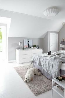 urocza sypialnia :)