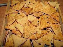 dietetyczne nachos- jeden-4kcal