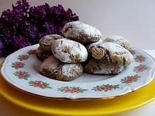 Popękane ciasteczka bez cukru i masła...