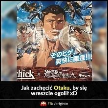 Memy z anime, sklep otaku i wiele więcej: FB: /originto