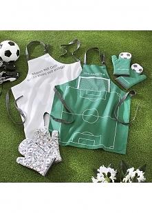Zestaw grillowy dla kibica piłki nożnej:)