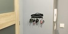 Porsche 911 - wieszak na klucze - art-steel.pl