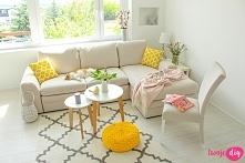 Metamorfoza mojego salonu- zobacz więcej zdjęć na twojediy.pl lub kliknij w z...