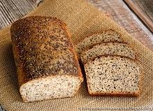 Chleb z zaparzaną mąką gryc...
