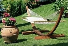 Po calym dniu wrażeń odpoczęlybyśmy w ogrodzie przy kawie i rozmowie.