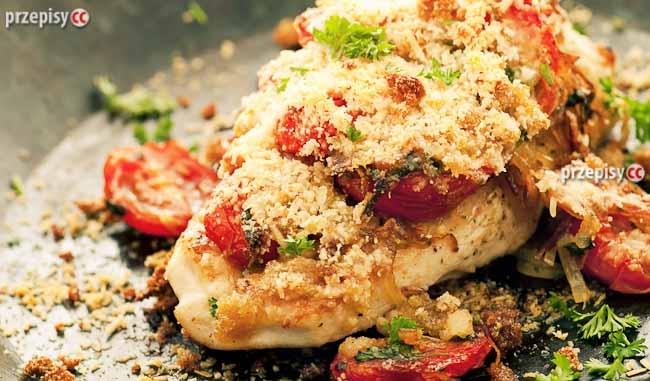 Filety rybne w pomidorach