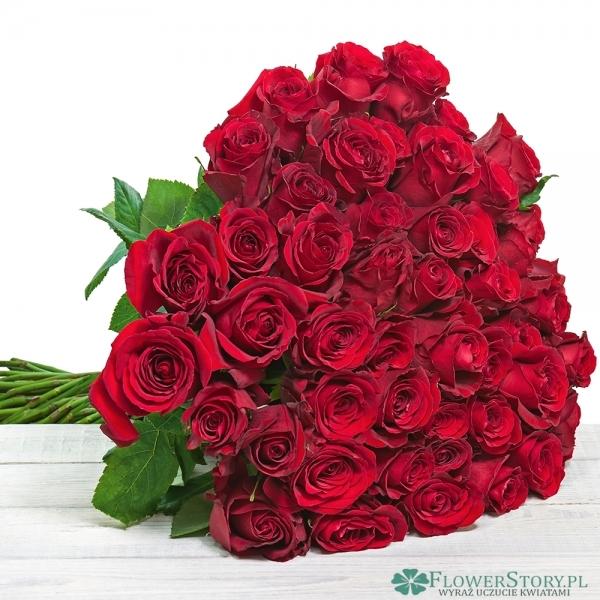 Tradycyjny bukiet róż dla mamy to również świetny pomysł :) na ...
