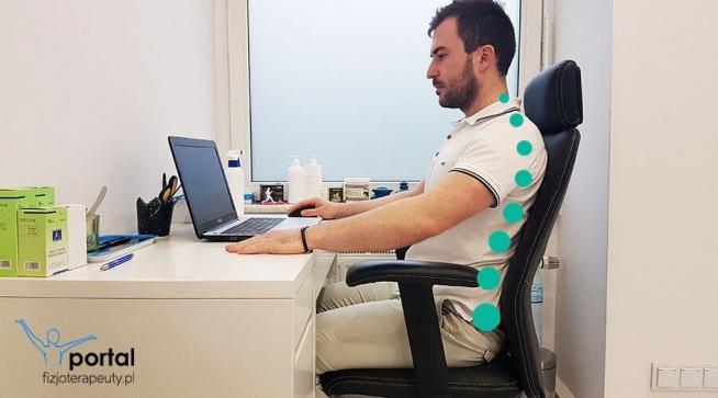 Ergonomia pracy przy komputerze - temat bardzo ważny i na czasie