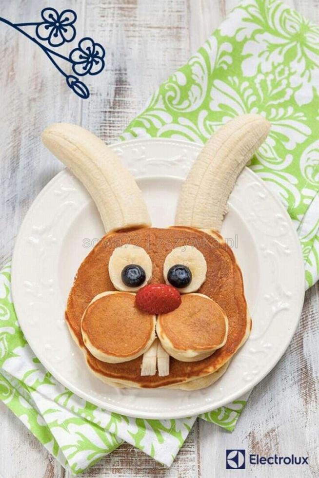 Idealne na śniadanie dla niejadka.