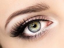 piękne oko