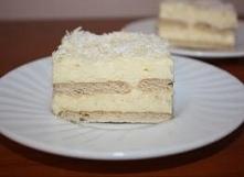 Ciasto kokosowe bez pieczen...