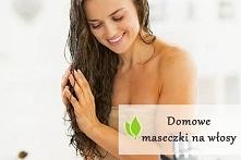 Pielęgnacja włosów domowymi kosmetykami