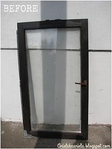 Jak przerobić stare okno ? Diy