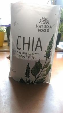 Chia  nasiona szałwii hiszpańskiej jakieś pomysły na desery,koktajle itp z ty...