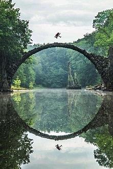 Most Diabła-Niemcy