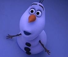 Najlepsza postać z krainy lodu.