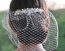 ozdoby do włosów, ślub
