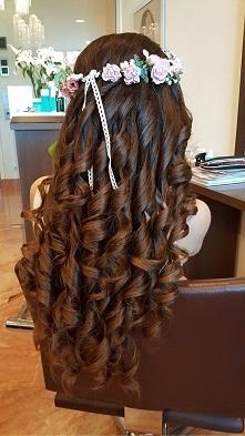 piękne, gęste włosy