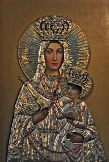 Obrazy Matki Bożej słynące z cudów i łask - cykl artykułów