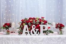 dekoracja sali ślubnej - weddlove